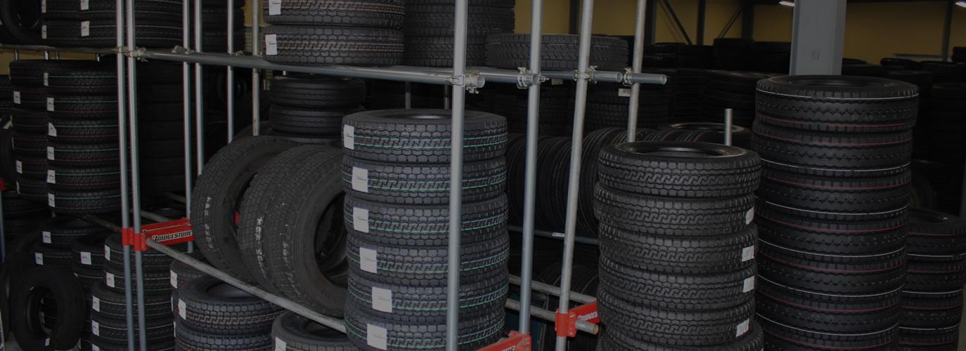 タイヤ保管 倉庫